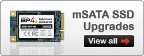 View all MyDigitalSSD 50mm mSATA SSD Upgrades