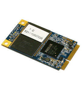 MyDigitalSSD 50mm Bullet Proof mSATA SSD