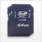 View all SDXC Memory Cards
