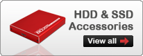 View all MyDigitalSSD HDD and SSD Accessories