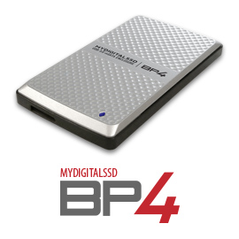 MyDigitalSSD BP4 USB 3.0 Mobile SSD